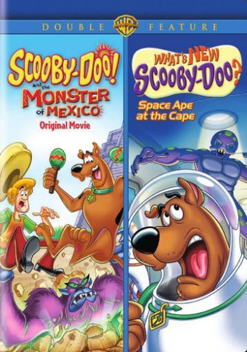Scooby-doo & the monster of mexico/whats new-v1-space ape 2pk (dvd) ETAA6Z7KXVWFVZYS