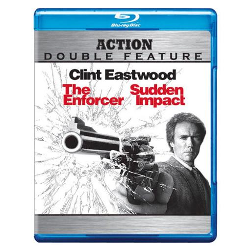 Enforcer/sudden impact (blu-ray/dbfe) 4FMNC893TWEFCOBT