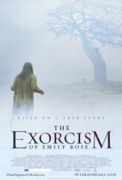The Exorcism of Emily Rose Movie Poster Print (27 x 40) MOVEF7557