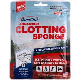 AMK 50200018 AMK QUIKCLOT ADVANCED CLOTTING SPONGE 50G SIZE