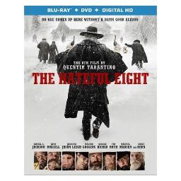 Hateful eight (blu-ray/dvd/ultraviolet/2 disc) BR63848