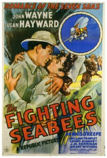 The Fighting Seabees Movie Poster Print (27 x 40) 1136957