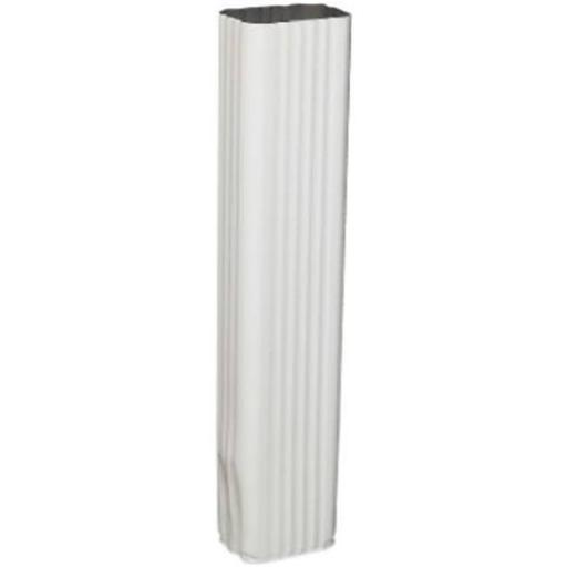 33075 15 in. White Gutter Downspout Extension