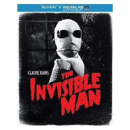Invisible man (blu ray w/digital hd/uv) BR61163215