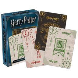 Harry Potter Artifacts Playing Cards Hogwarts Gryffindor Hufflepuff Ravenclaw