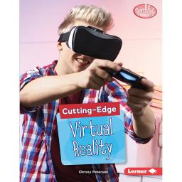 Lerner publications cutting-edge stem virtual reality 1541527771
