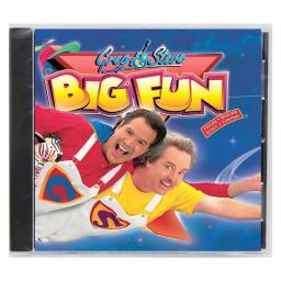Greg  steve productions greg steve productions greg  steve big fun cd 016cd