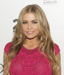Carmen Electra At Arrivals For Carmen Electra Hosts The 21 And Over Blu-Ray And Dvd Release Party, Haze Nightclub At Aria, Las Vegas, Nv June 13, 2013. Photo By: James Atoa/Everett Collection Photo Print EVC1313E06JO001H