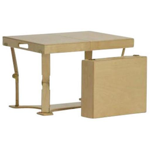 Spiderlegs Tables, Inc CB3813-GO Hand Crafted And Custom Finished Folding Coffee Table, Golden Oak