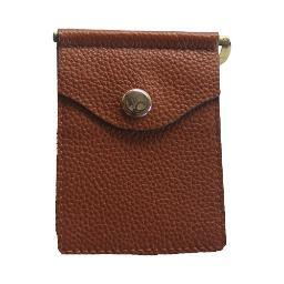 CONCEALED CARRIE W10000116 CONCEALED CARRIE COMPAC WALLET AGED BROWN W10000116