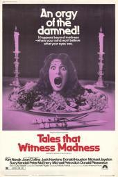 Tales That Witness Madness Movie Poster Print (27 x 40) MOVGH2303