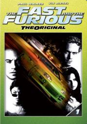 Fast & furious (dvd) (new packaging) D61118224D