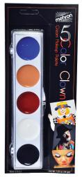 Clown Color Palette Carded DD27