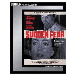 Sudden fear (blu ray) BRCMG8282