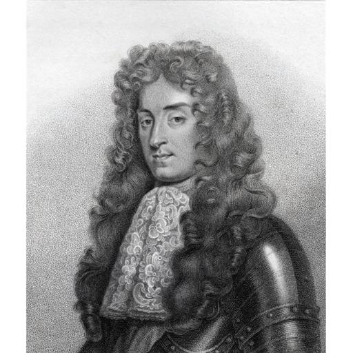 Posterazzi DPI1862476LARGE James Ii Aka Duke of York 1633-1701 King of Great Britain Engraved by Bocquet From the Book A Catalogue of the Royal & Post