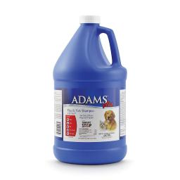 Adams plus 100503549 adams plus flea and tick shampoo with precor for cats and d