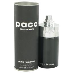 PACO Unisex Eau De Toilette Spray (Unisex) 3.4 oz For Men 100% authentic perfect as a gift or just everyday use