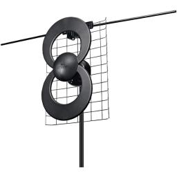 """Antennas Direct C2-V-Cjm Clearstream 2V Uhf/Vhf Indoor/Outdoor Dtv Antenna With 20"""" Mount"""