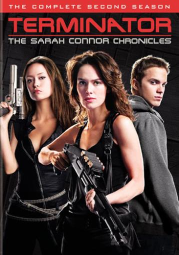 Terminator-sarah connor chronicles-2nd season (dvd/6 disc/ff-16x9/viva pkg) JVZRE0YCCJFDOZ13