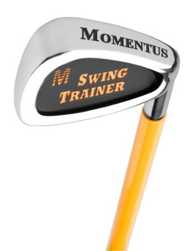 Momentus Golf IZLSC Signature Swing Trainer Iron - LH Standard Grip