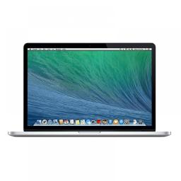 """Refurbished Apple Macbook Pro i7 2.0Ghz 500GB 15"""" (A1398) Late 2013 512GB  Silver (Good Condition)."""