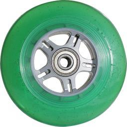 Curb Dog Green W/Bearings Scooter Wheel