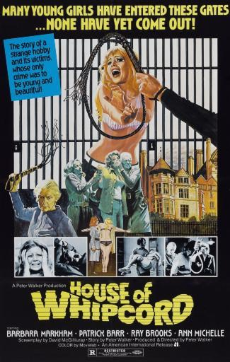 House Of Whipcord Top: Penny Irving Center Left: Shelia Keith Bottom Left: Penny Irving Far Right: Sheila Keith On Poster Art 1974. Movie Poster. 79FGYJW4N8C1JTNM