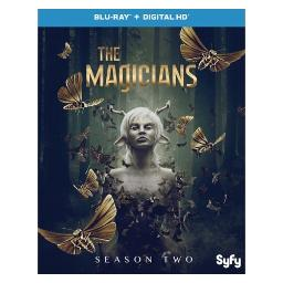 Magicians-season two (blu ray w/digital hd) (3discs) BR61187599