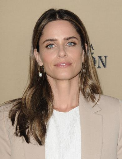 Amanda Peet At Arrivals For American Horror Story: Hotel Season Premiere, Regal Cinemas L.A. Live Stadium 14, Los Angeles, Ca October 3, 2015.