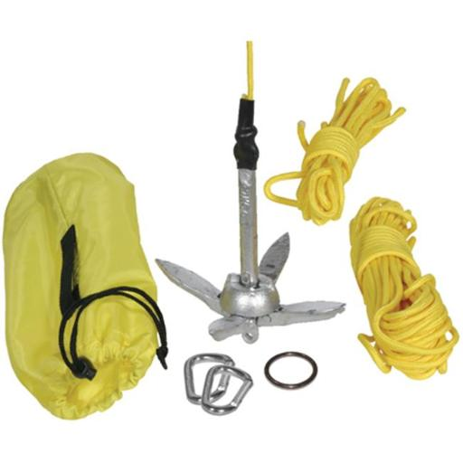 Seattle Sports 148776 Kayak Fishing Anchor Kit