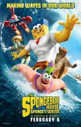 The SpongeBob Movie Sponge Out of Water Movie Poster (11 x 17) MOVEB45345