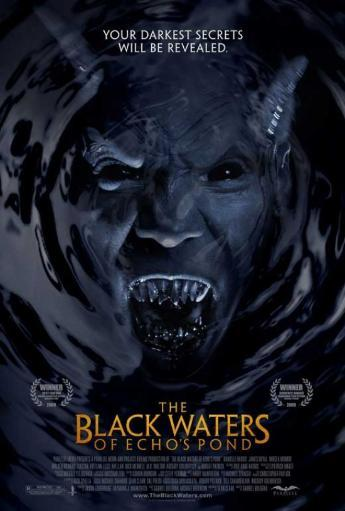 The Black Waters of Echo's Pond Movie Poster (11 x 17) J3OEOIGTJI5YWEO3