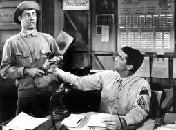 At War With The Army Jerry Lewis Dean Martin 1950 Photo Print EVCMBDATWAEC005H