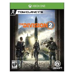 Tom clancys the division 2