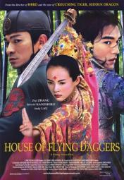 House of Flying Daggers Movie Poster (11 x 17) MOV243922