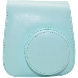 Fujifilm - film 600018144 groovy ice blue case for instax