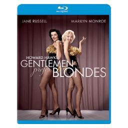 Gentlemen prefer blondes (blu-ray/fs/eng-fr-sp sub) BR2281704