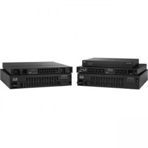 Cisco - HW Routers LM ISR4351-V-K9 Router with Voice Bundle LAN Ports