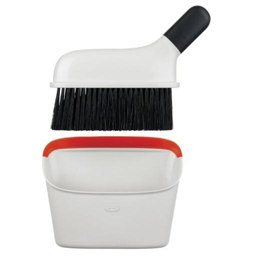 Kitchen Tool Set Good Grips (R) With Compact Dustpan And Brush Used For Kitchens