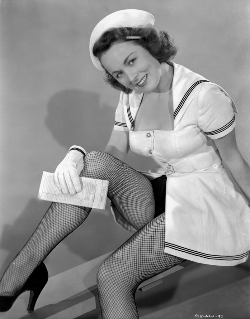 A Publicity Portrait For A Girl in Every Port Photo Print
