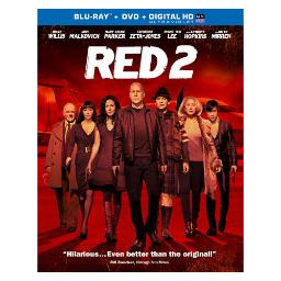 Red 2 blu ray/dvd w/digital ultraviolet (eng/eng sub/sp/sp sub/7.1dts/2disc BR66129837