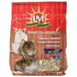 Lm Animal Farms LM12116 2 lb Lm Hamster-Gerbil