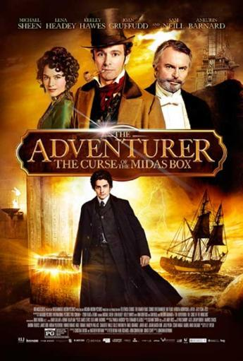 The Adventurer The Curse of the Midas Box Movie Poster (11 x 17) N78NLYC1VAQGMZSA