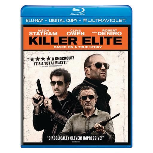 Killer elite (blu ray w/digital copy/ultraviolet) WSKTSZPPTAKUVBKS
