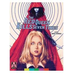 Red queen kills seven times (blu-ray) BRAV055
