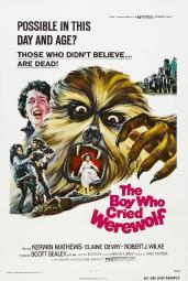 The Boy Who Cried Werewolf Us Poster 1973 Movie Poster Masterprint EVCMCDTHBOEC141HLARGE