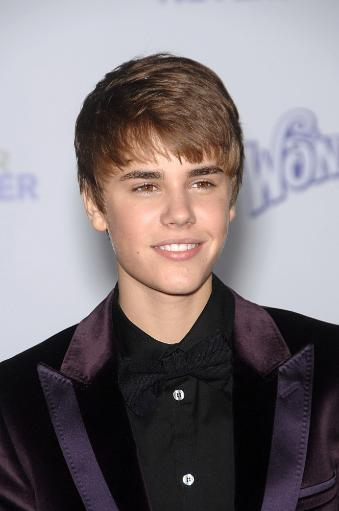 Justin Bieber At Arrivals For Justin Bieber: Never Say Never Premiere, Nokia Theatre, Los Angeles, Ca February 8, 2011. Photo By: Michael. GYFDXHESTQT4TCMQ