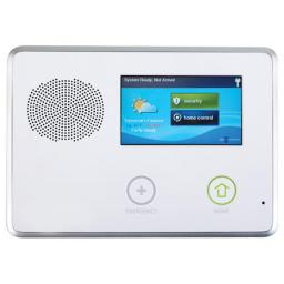 2gig 2GIG-CP21-345E Security and Home Automation Control Panel