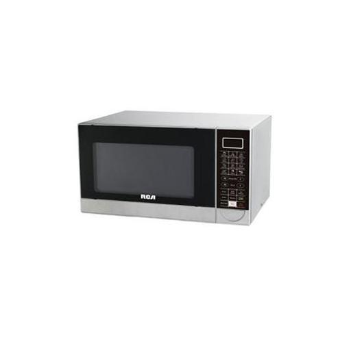 Curtis Rmw1182 Rca 1.1 Cu Ft Microwave .Heat Source (Main Oven): Electric.Number of Power Levels: 10.Oven Type: Single.Main Oven Capacity: 1.10 ft.Cooking Method: Microwave.Cooking Method: Grilling.Microwave Power: 1 kW.Grill Power: 1 kW.Power Consumption: 1000 W.Color: Stainless Steel.Material: Stainless Steel.Material: Glass Turntable.Height: 12.Width: 17 .Country of Origin: China.