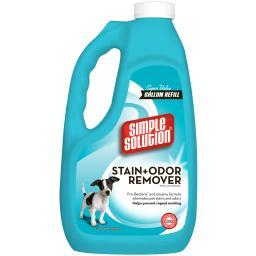 Simple Solution 11051-6P Simple Solution Stain And Odor Remover 1 Gallon 5.42 X 7.09 X 11.88 11051-6P